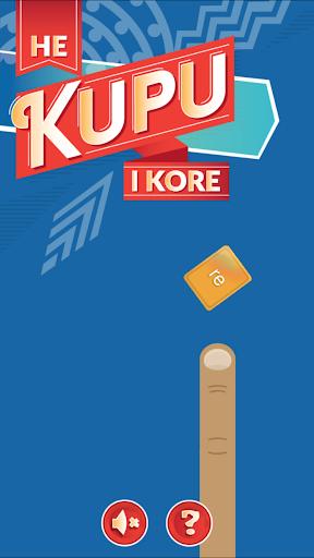 He Kupu i Kore