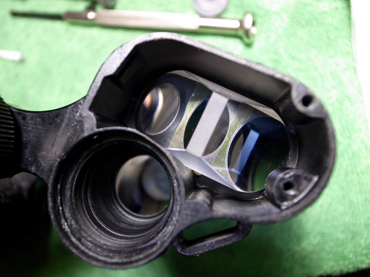 Carl Zeiss Jena Silvarem 6x30 Binoculars