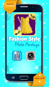 Fashion Style Photo Montage screenshot 0