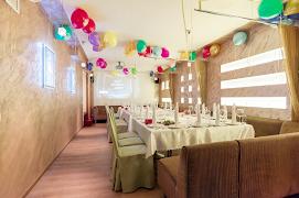Ресторан Баловень на Парке Культуры