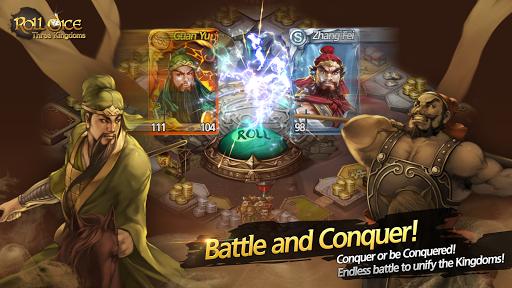 Roll Dice: Three Kingdoms 2.9.14 screenshots 1