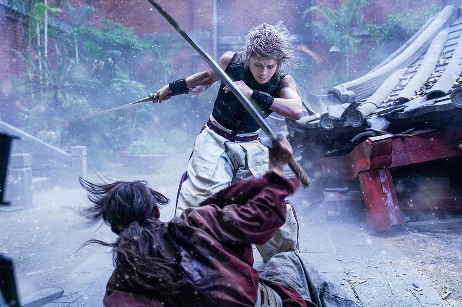 4. Rurouni Kenshin : The Final 03