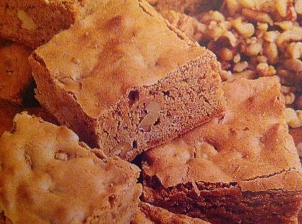 Maple Butterscotch Brownies Recipe