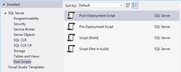Script Types