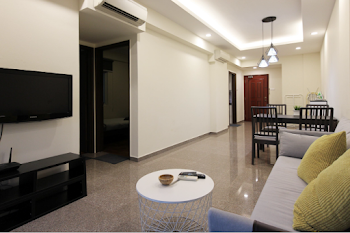 Kay Poh Rd Serviced Apartment