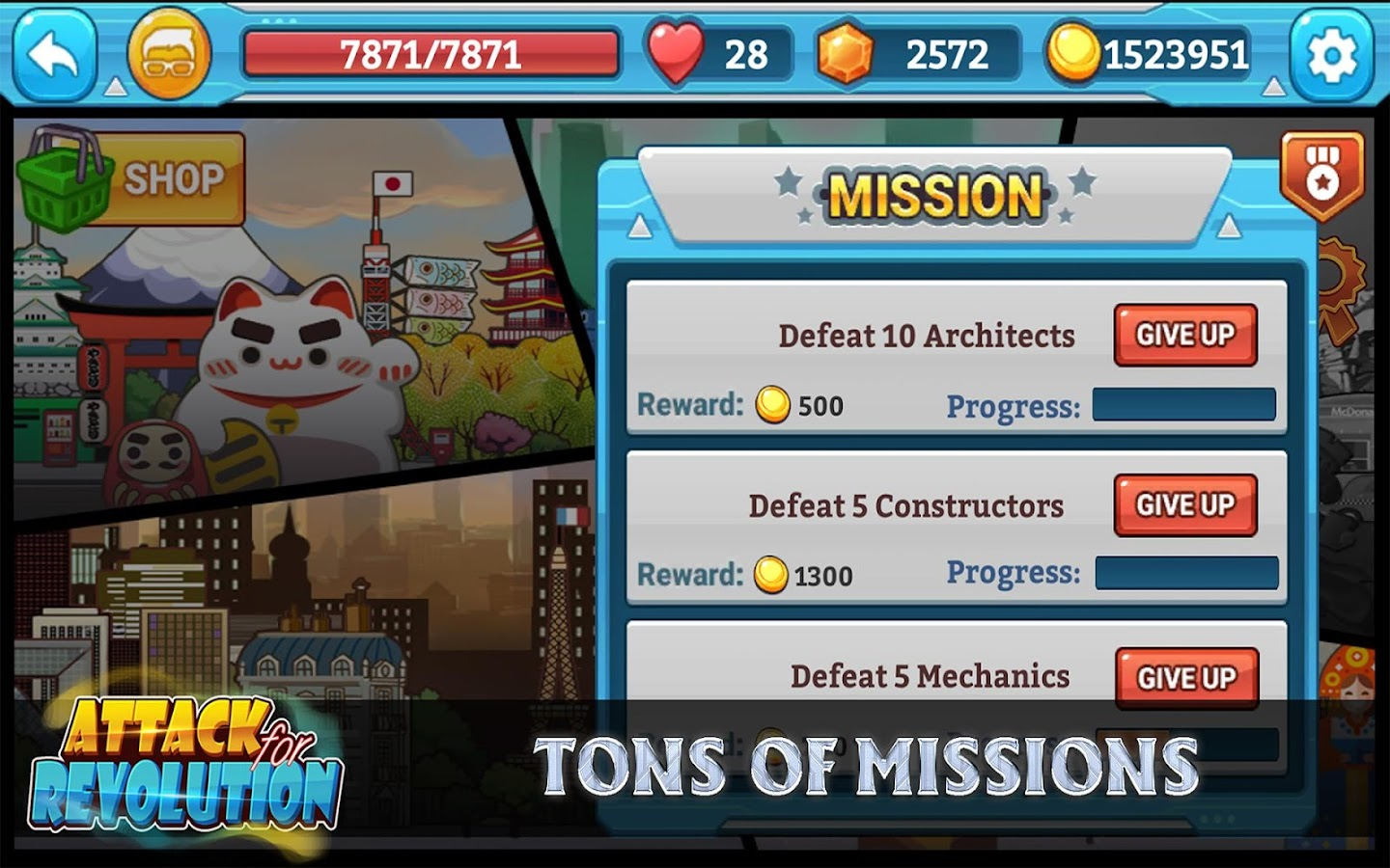 Dice Masters : Attack For Revolution- screenshot