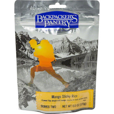 Backpackers Pantry Mango Sticky Rice: 2 Servings