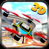 RC Quadcopter 3D : Drone Games