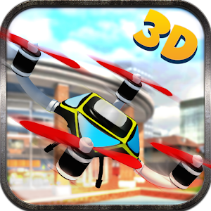 RC Quadcopter 3D : Drone Games for PC and MAC