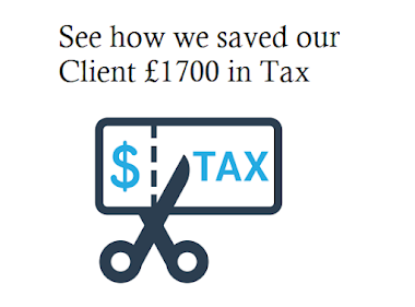 Self Employed Tax savings case study