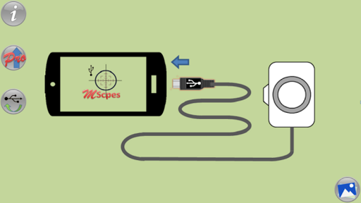 MScopes for USB Camera / Webcam 2.74 screenshots 2