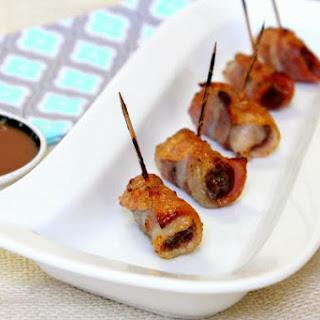 Sweet Heat Bacon Sirloin Bites