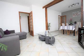 Maison 5 pièces 90,57 m2