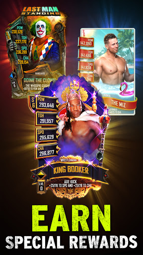 WWE SuperCard u2013 Multiplayer Card Battle Game 4.5.0.5299039 screenshots 5