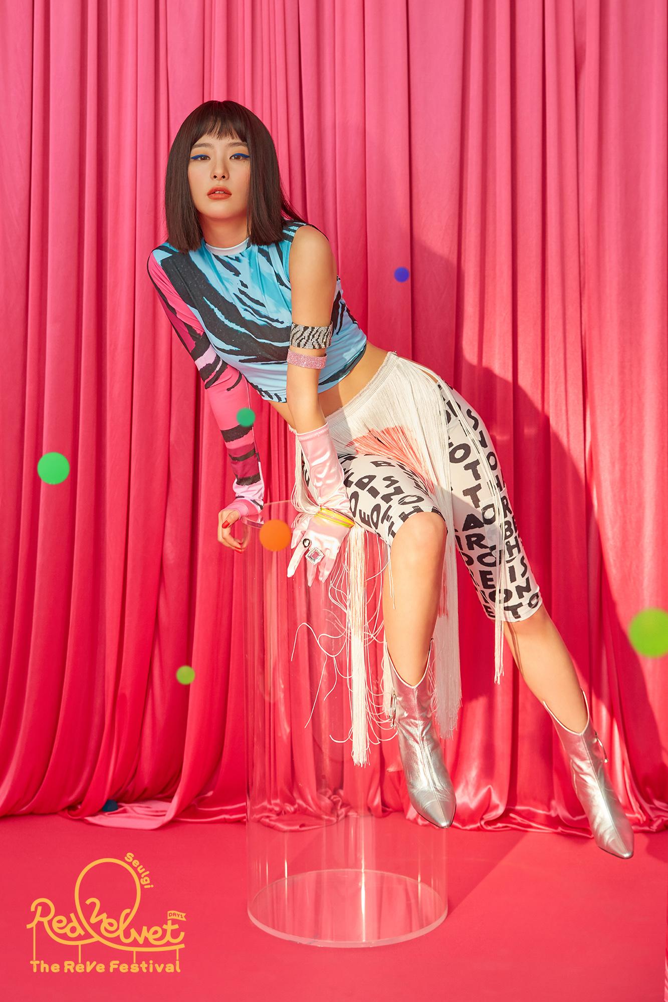 Reve Festival Day 1 Red Velvet Seulgi