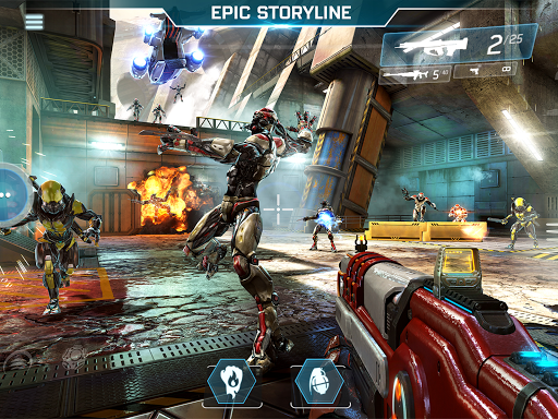Shadowgun Legends 0.2.1 screenshots 8