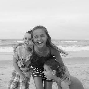 OBX Beach Fun by Matthew Golizio - Babies & Children Children Candids
