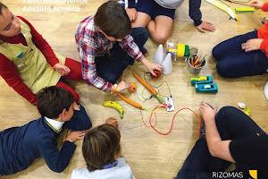 Actividades infantiles en Rizomas los sábados por la tarde