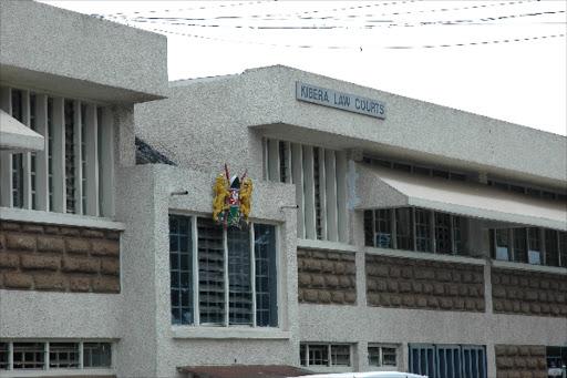 Kibera law courts