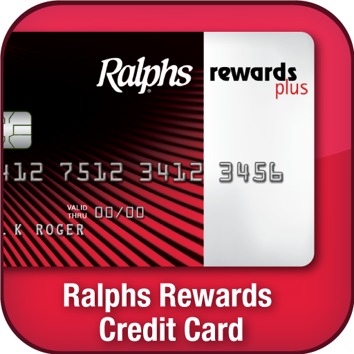 Ralphs REWARDS Credit Card App