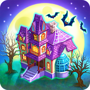 Monster Farm: Happy Halloween Game & Ghost Village Mod & Hack For Android