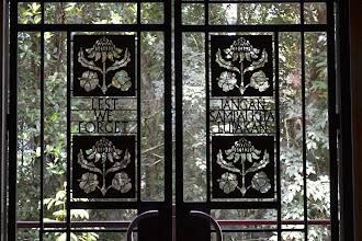 Photo: War Memorial in Sandakan