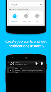 IrishJobs.ie Job Search App- screenshot thumbnail