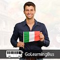 Learn Italian via Videos icon