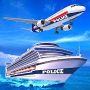 Police Ship Transporter Game – Car Transport Games