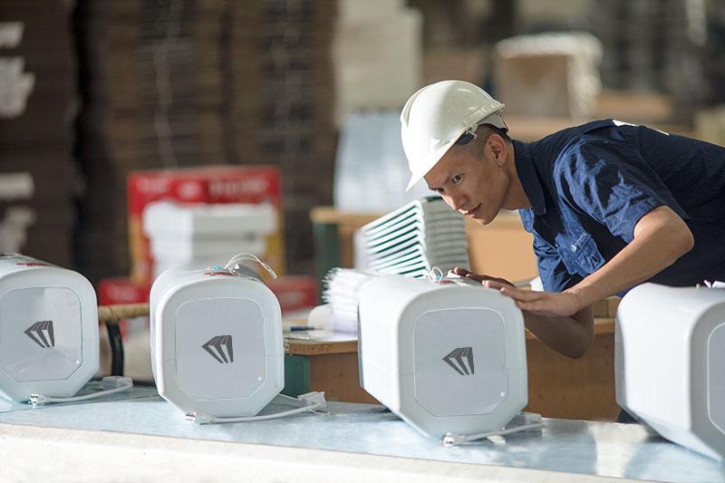 Kiểm định kỹ trọng lượng sản phẩm
