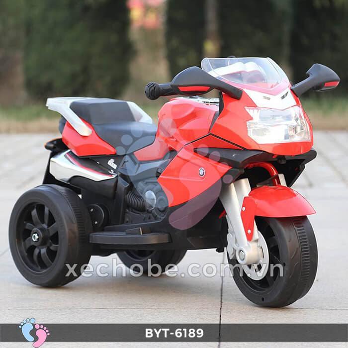 Xe mô tô điện 3 bánh BYT-6189 7