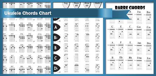 Ukulele Chords Chart Apps On Google Play