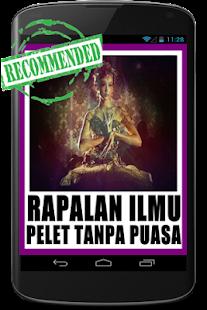 Rapalan Pelet tanpa puasa - náhled