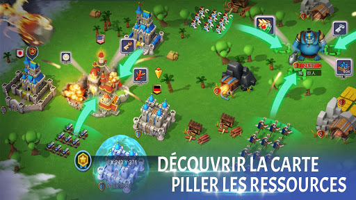 Télécharger Gratuit Epic War - Castle Alliance mod apk screenshots 2