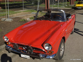Photo: Sunbeam Tiger !!!Kult!!!