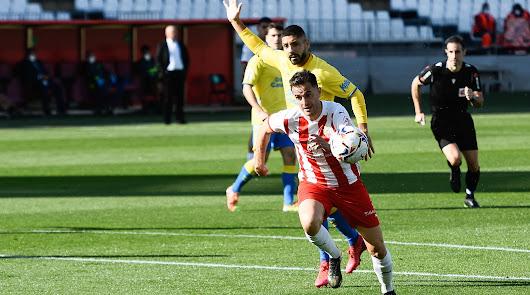 Juan Villar recuerda que el Almería no ha dicho su última palabra.