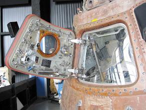 """Photo: Apollo 16 Capsule, call sign """"Caspar"""""""
