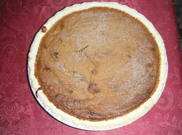Raul's Sweet Potato Pie Recipe