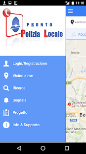 Pronto Polizia Locale- screenshot thumbnail