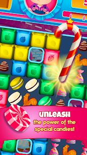 Sugar Blast: Sweet Collapse – Free Match 3 Puzzle