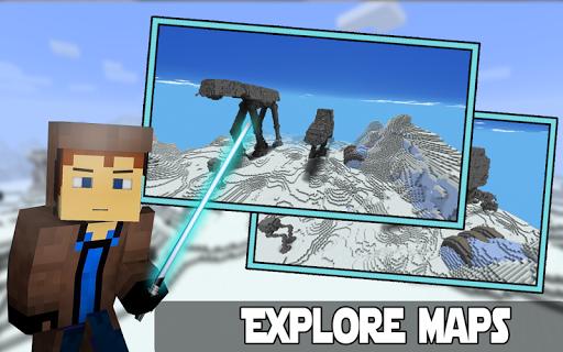 Mod Star Wars for Minecraft