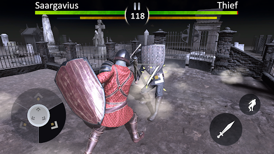Knights Fight 2: Honor & Glory mod apk download for android 4