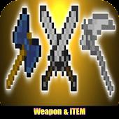 Weapon & ITEM MOD