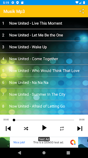 Now united - stand together  songs 2020 screenshots 3