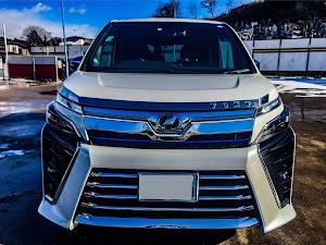 ヴォクシー ZRR85W 4WD 30年式のカスタム事例画像 NishiYanさんの2018年12月30日21:11の投稿