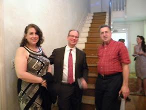 Photo: RoseAnne Homola, John Michniewicz, Tony Procaccino