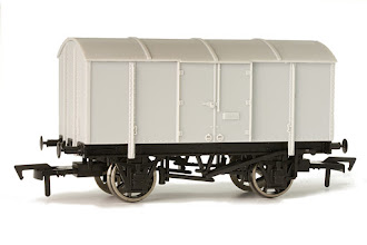 Photo: A016 Unpainted Gunpowder Van