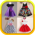 Lovely Baby Frock Designs : Girls Frock Designs icon