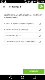 OpositaTest: Test Oposiciones - náhled