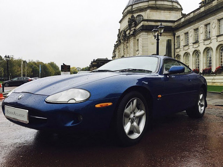 Jaguar Xk8 Hire London